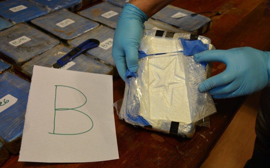Уругвай расследует возможную схему поставок кокаина в РФ