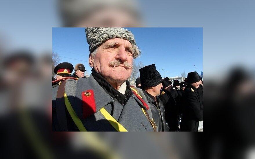 Донские казаки Луганщины попросили Путина защитить Украину