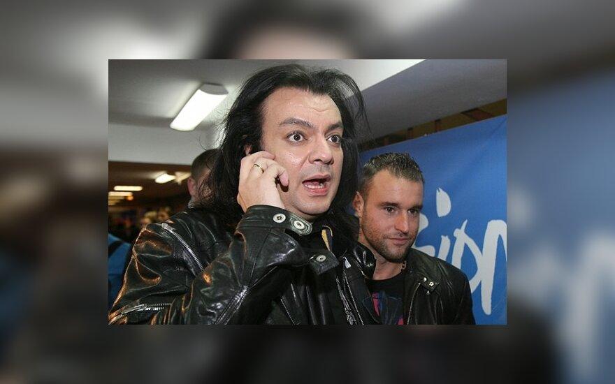 Филипп Киркоров боится за свою жизнь
