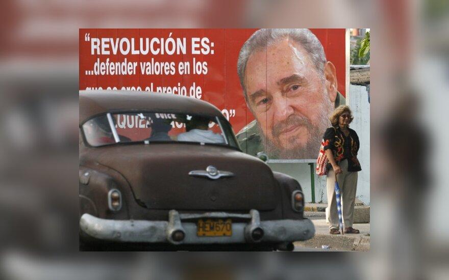 В интернете появились новые фото Фиделя Кастро
