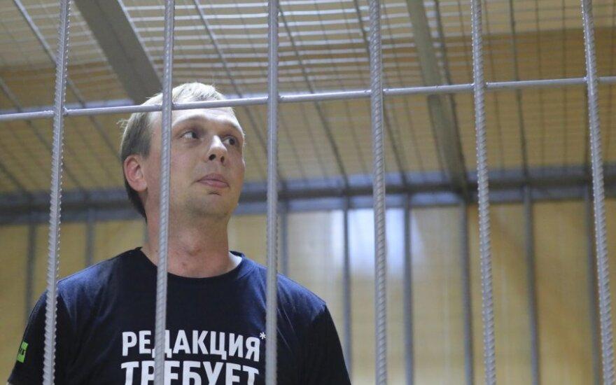 Golunovas pateikė apeliaciją dėl namų arešto