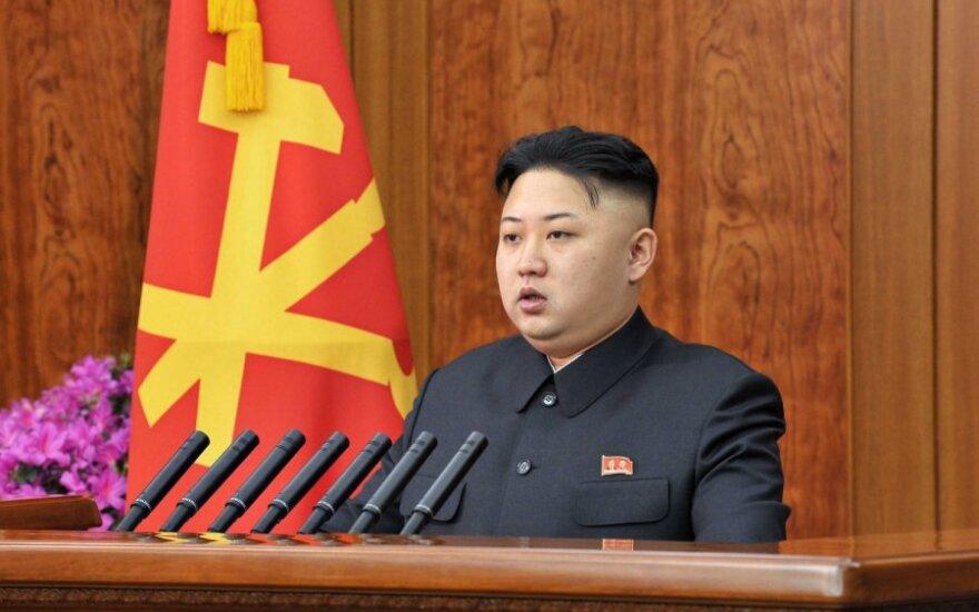Kim Jong Unas (Kim Čen Unas)