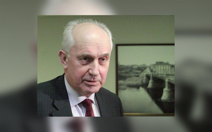 Р.Шаркинас: Центробанк не готовится к девальвации лита