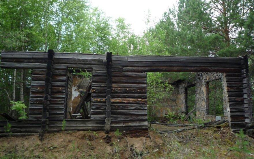 Sunykęs Karelino kaimas