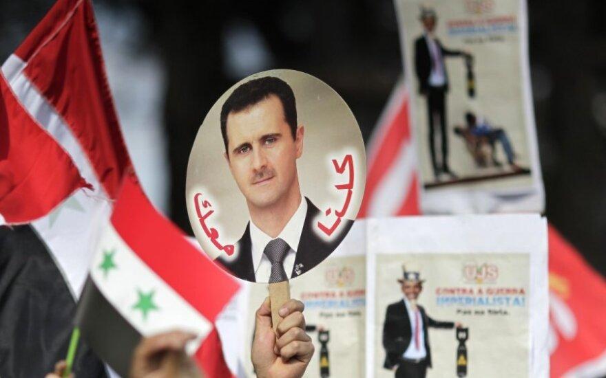 Syria zgodziła się na przekazanie broni chemicznej do dowolnego kraju