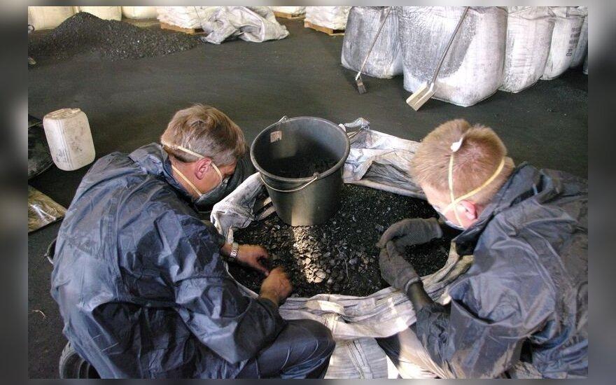 Из Колумбии в Литву с углем прислали кокаин