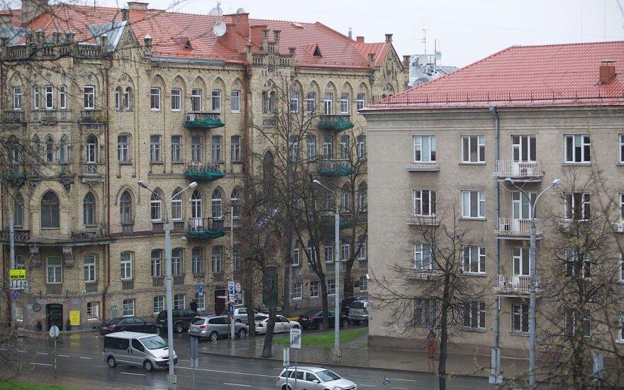 Погода: снега в Литве не останется