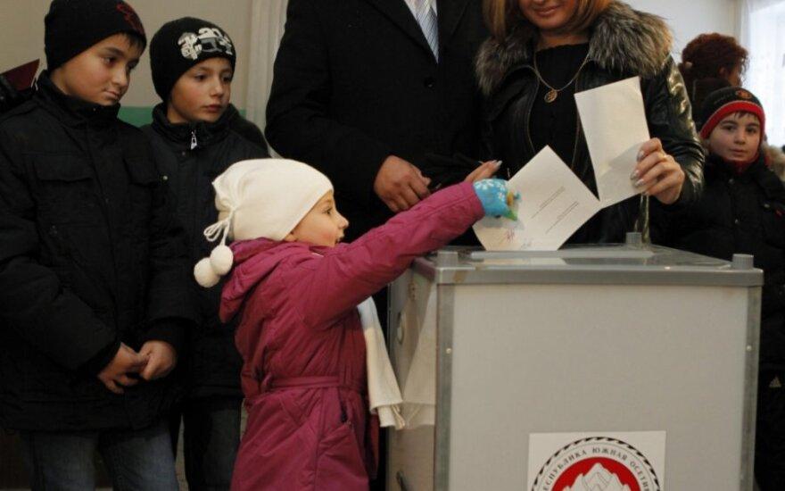 Kandidatas į prezidentus Anatolijus Bibilovas