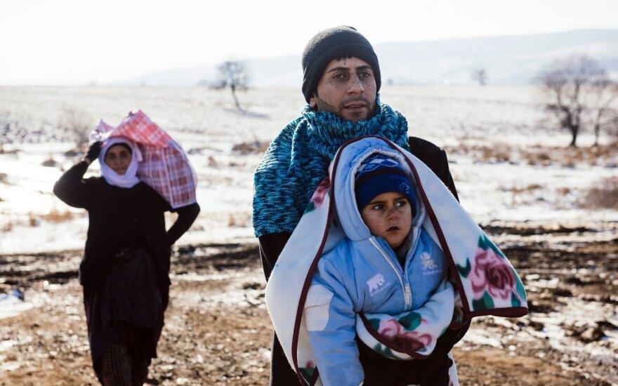 Премьер Литвы надеется, что беженцев удастся интегрировать