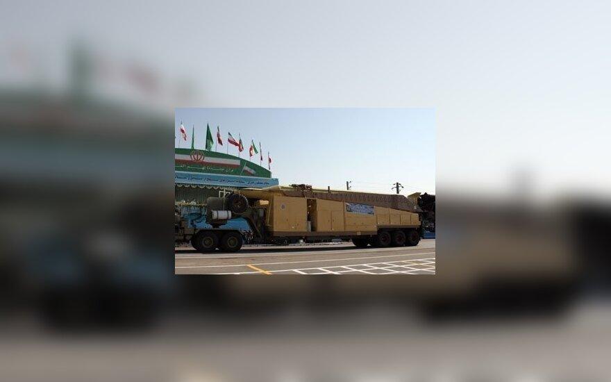 Иранский генерал: множество ракет нацелены на Израиль
