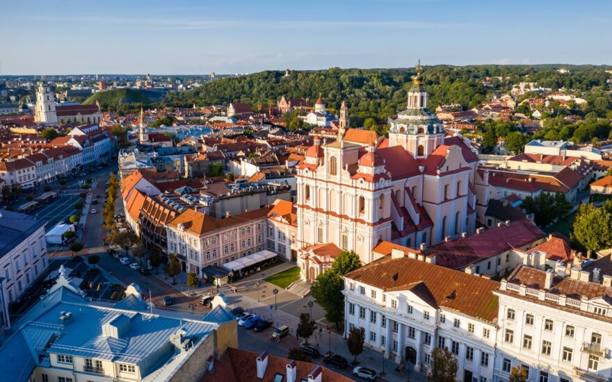 Vilniaus senamiestis