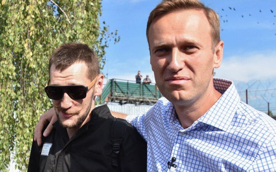 Olegas Navalnas, Aleksejus Navalnas