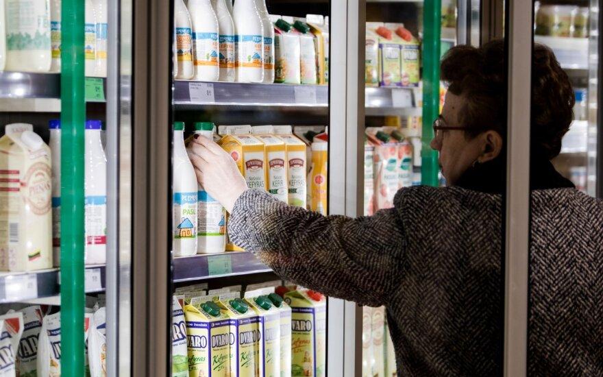 Суд ЕС: регулирование цен на молоко в Литве законное