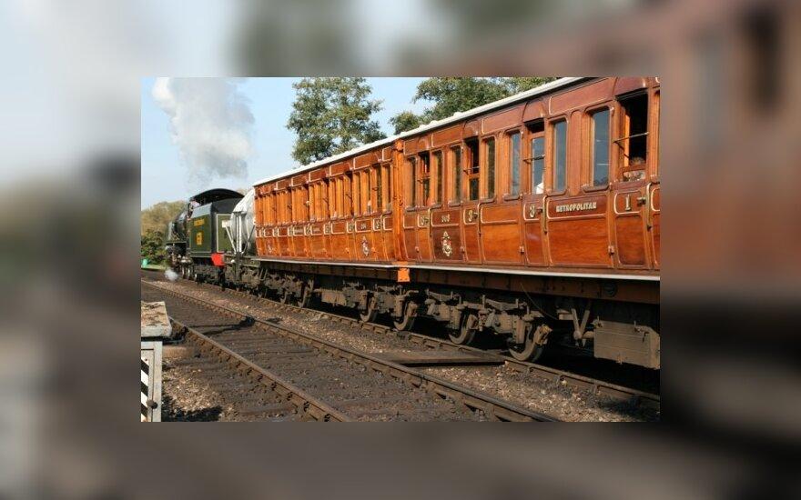 Под колесами поезда погиб человек