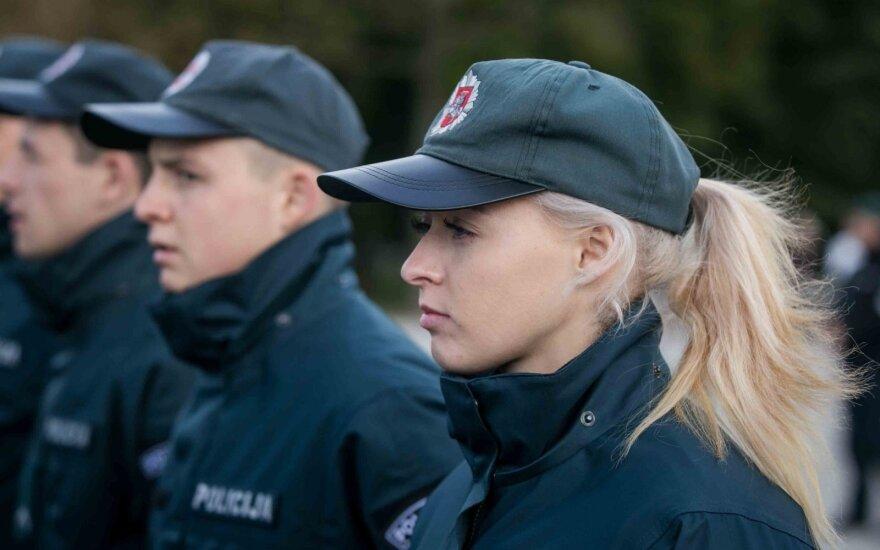 Опрос: доверие к полиции в Литве достигло рекордных высот