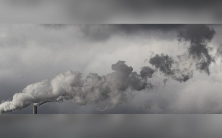 Из-за Риги Латвия нарушила нормы загрязнения воздуха