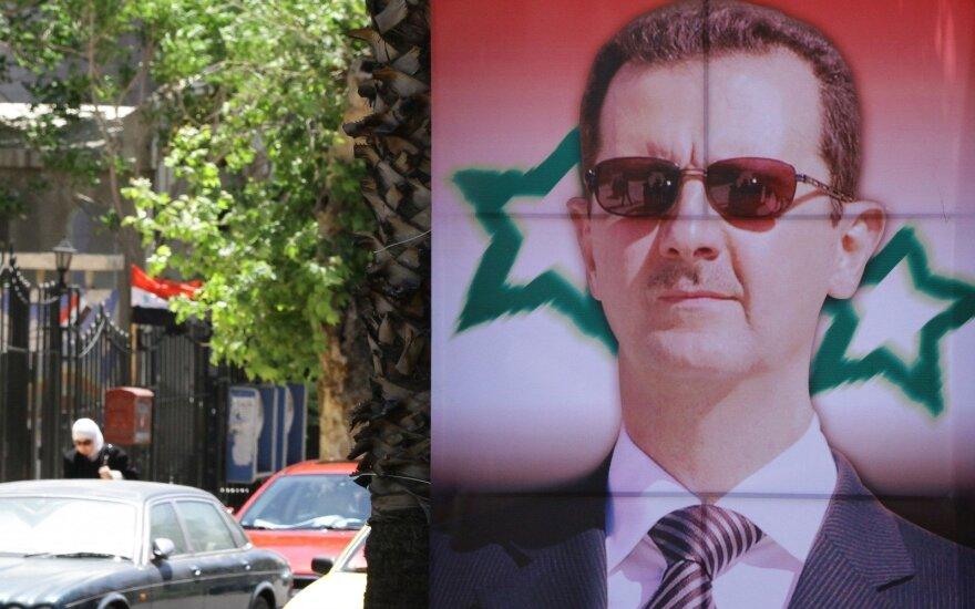 Асад связал нападение ИГ на Пальмиру с освобождением Алеппо