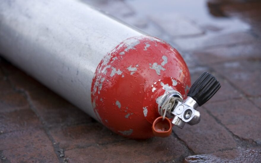 В Литве ужесточают требования к использованию газовых баллонов