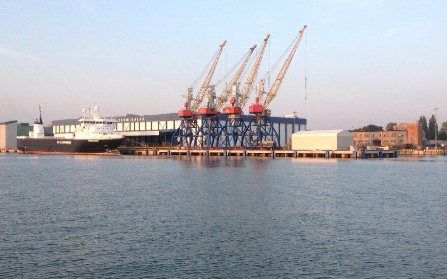 ЕС выделил 17,3 млн евро на углубление Клайпедского морского порта