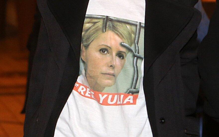 В ЕП заверили, что вопрос освобождения Тимошенко остается актуальным