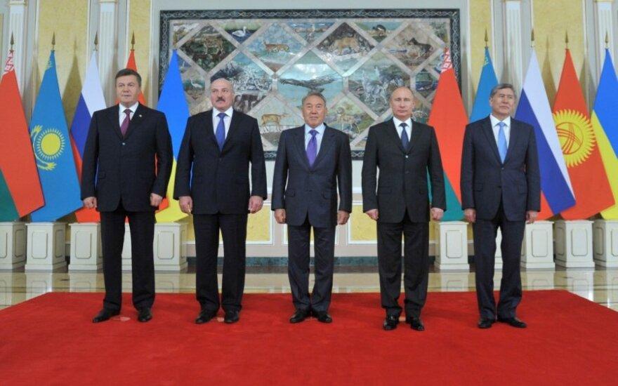 Назарбаев: Евразийский экономический союз запустят 1 января 2015 года