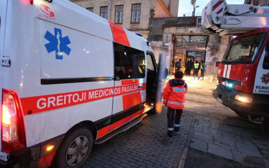 После пожара в Лукишкской тюрьме четверо пострадавших – в реанимации