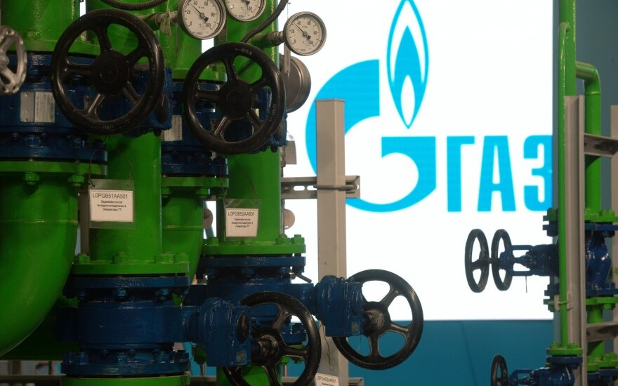"""В прошлом году """"Газпром"""" занял почти 60% литовского газового рынка"""