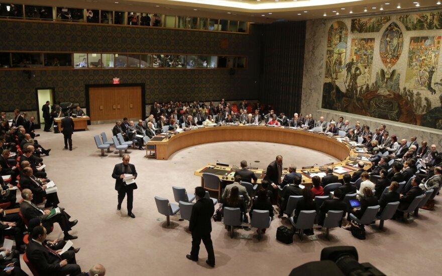 Украина избрана непостоянным членом Совбеза ООН