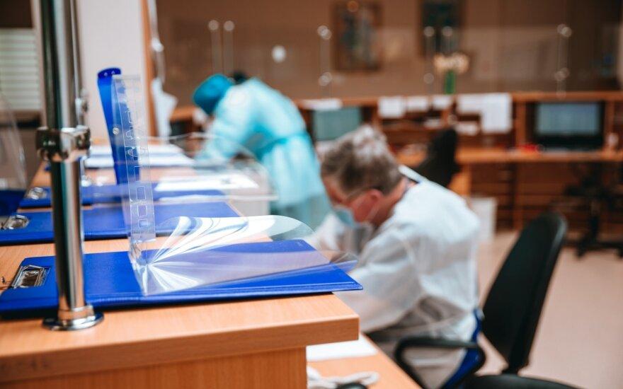 В Литве зафиксировали 139 случаев коронавируса и три смерти