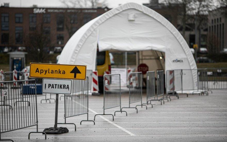 """Образцы """"застревают"""" в литовских лабораториях: больше 3000 не исследованы"""