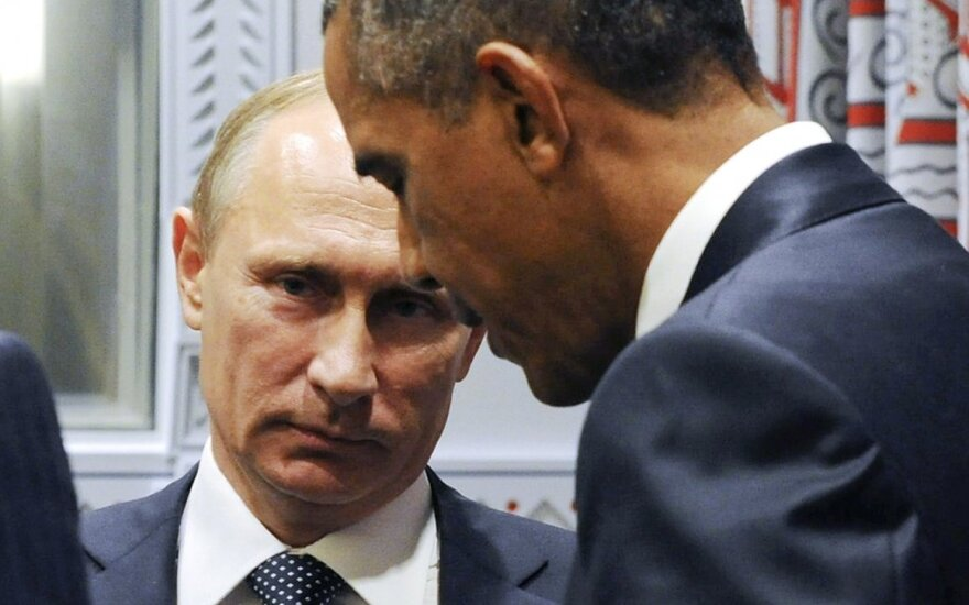 Обама: Путин ошибочно воспринимает ЕС и НАТО как угрозу
