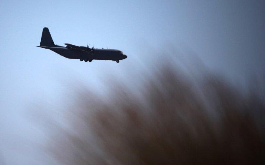 """Didžiosios Britanijos lėktuvai """"Tornado"""""""