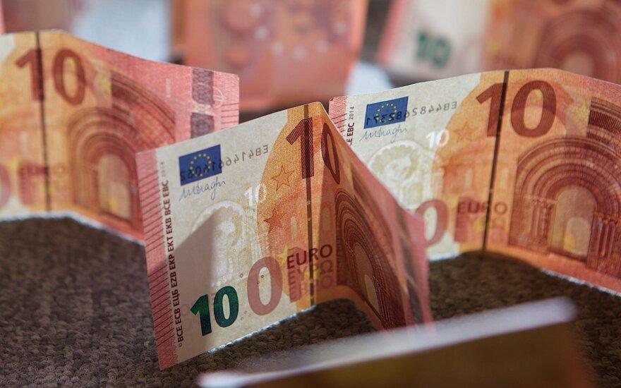 Вильнюс планирует взять кредит у Европейского инвестбанка 50 млн. евро