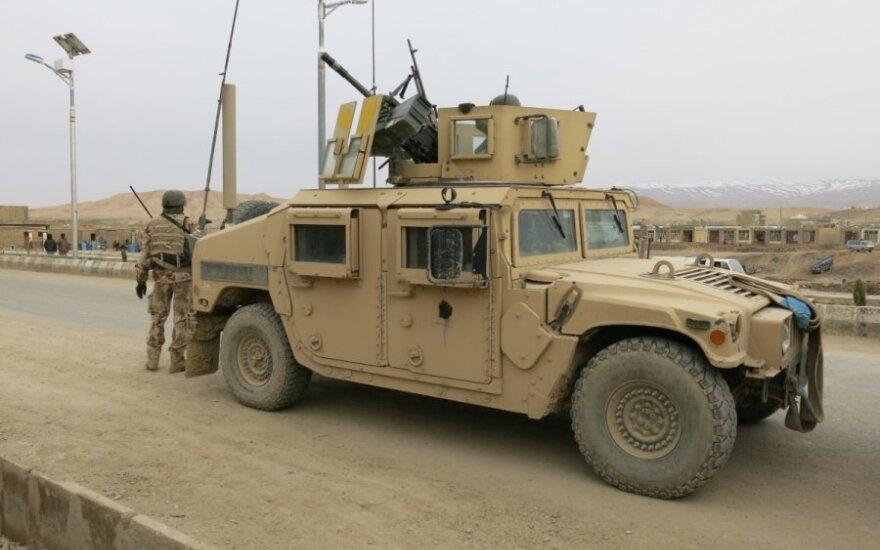 Lietuvos kariai Afganistane