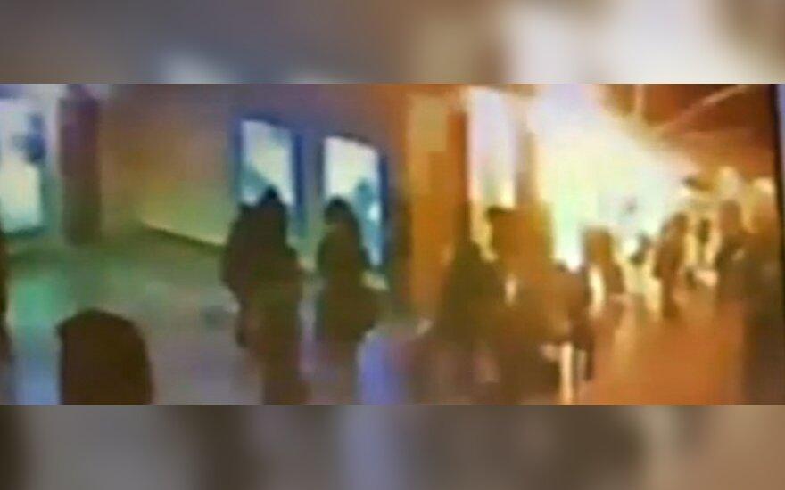 Подозреваемых в теракте в Домодедово этапировали в Москву