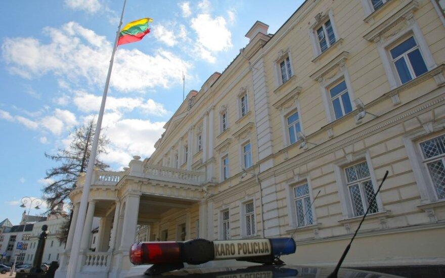 Минобороны: в операции ЕС Atlanta литовские военные будут участвовать в августе