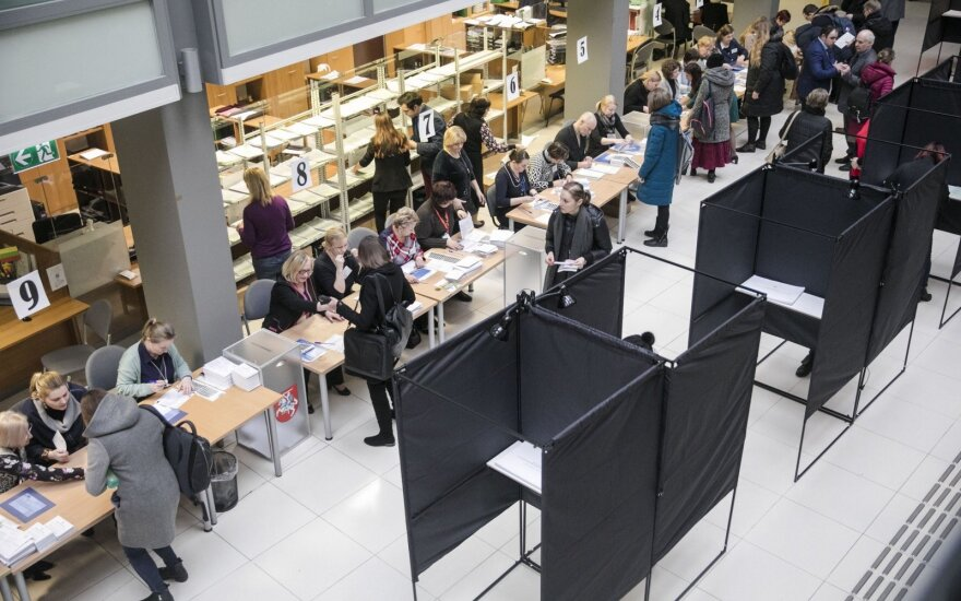 В Литве в воскресенье состоятся выборы советов самоуправлений и мэров