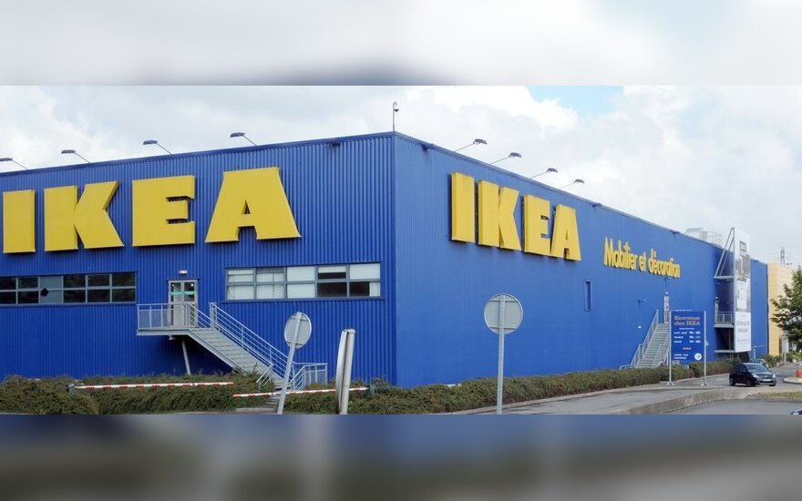 Švedų baldų gamintoja IKEA
