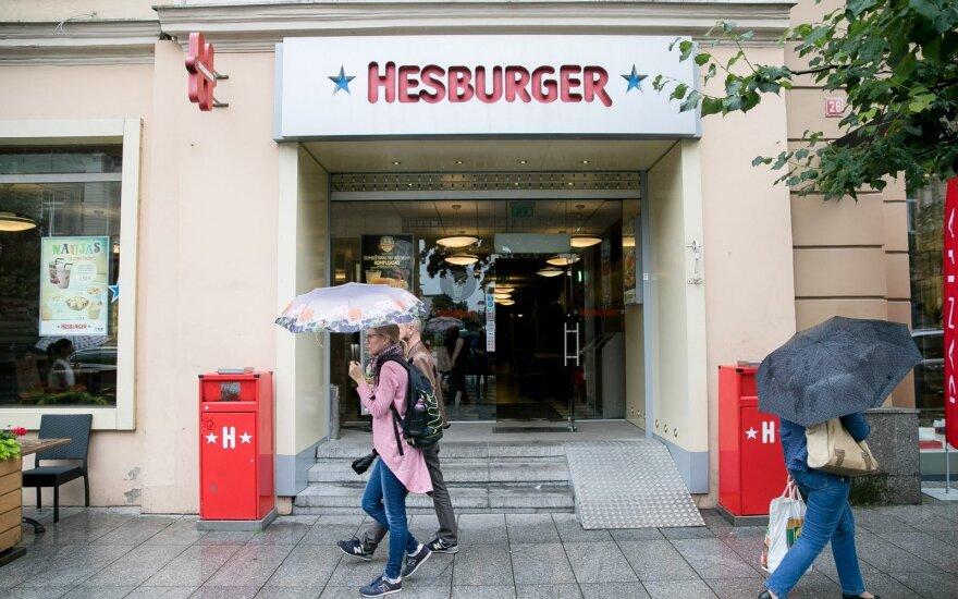 Hesburger инвестирует в развитие в Литве 5 млн евро