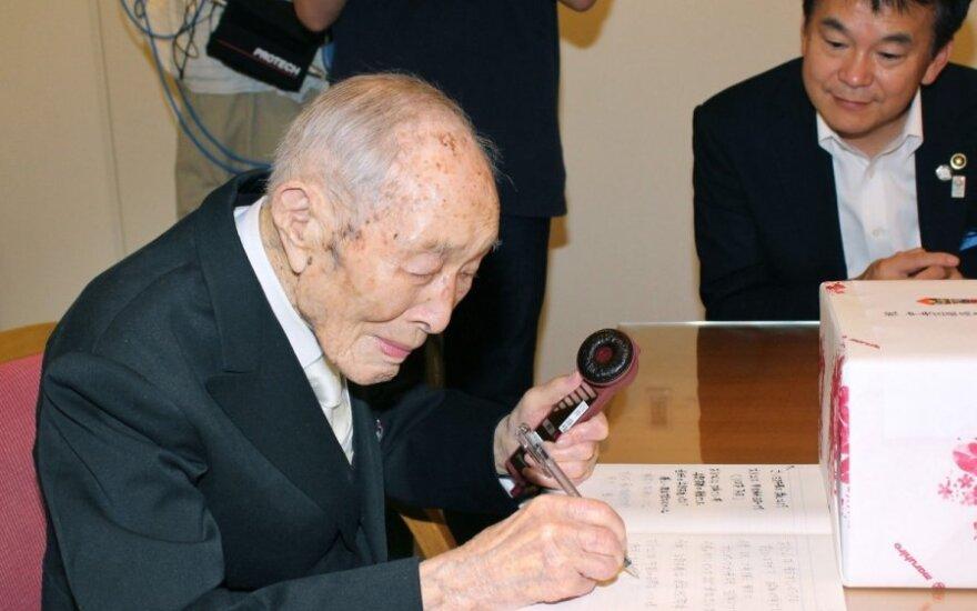 В возрасте 112 лет скончался старейший мужчина Земли