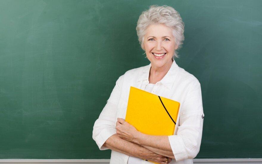 На введение штатной зарплаты учителей в Литве будет выделено 93 млн. евро