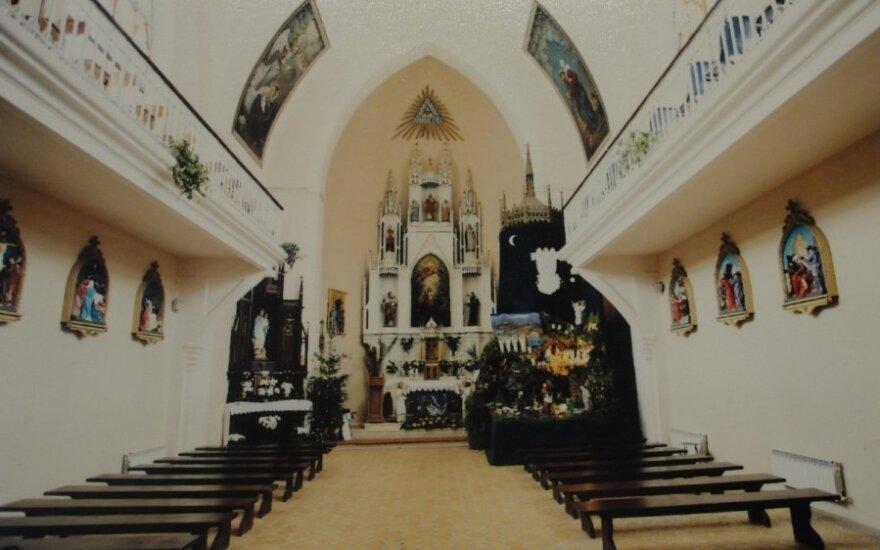 Kościół Opatrzności Bożej w Wilnie
