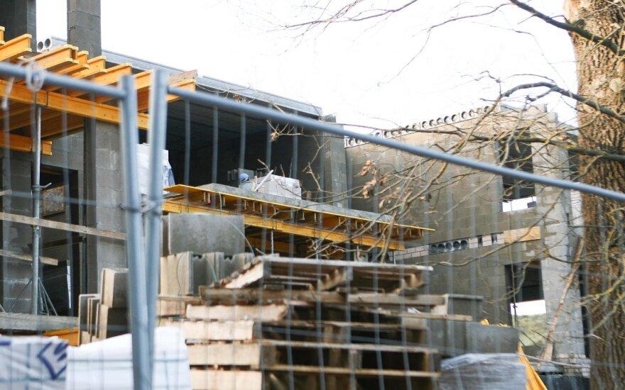 Прокуроры – против строительства домов в Вильнюсе российскими предпринимателями