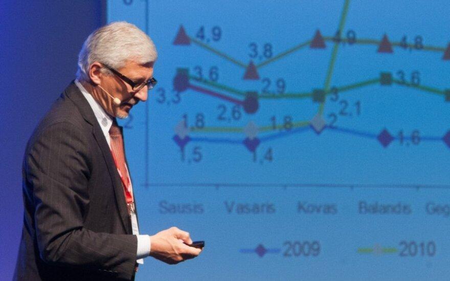 Гружевский о Литве в 2050 году: три миллиона жителей будет лишь в одном случае