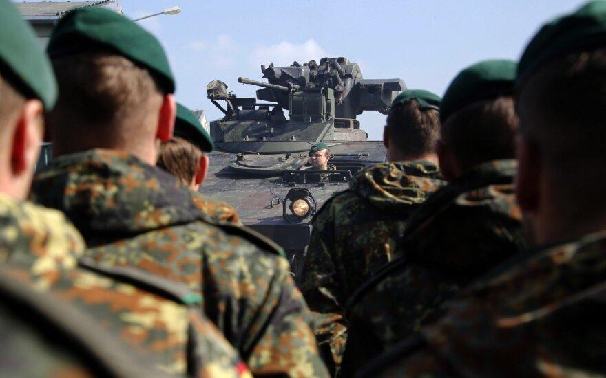 Решение принято: НАТО вышлет 4 батальона в страны Балтии и Польшу