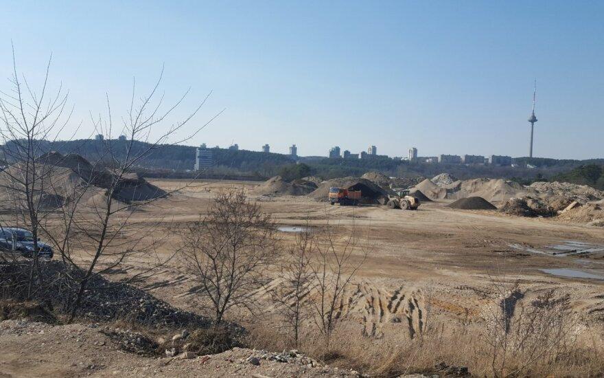 Строительство второго Akropolis: планы изменились