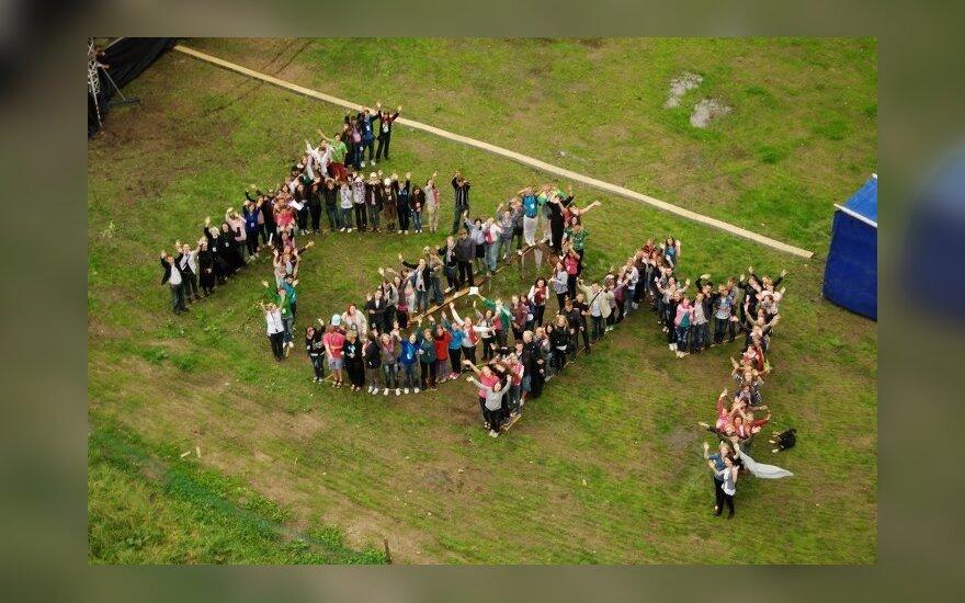 Katolickie Dni Młodzieży w Szumsku