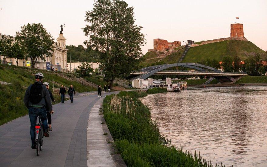 Все новые случаи COVID-19 были зарегистрированы в Вильнюсе