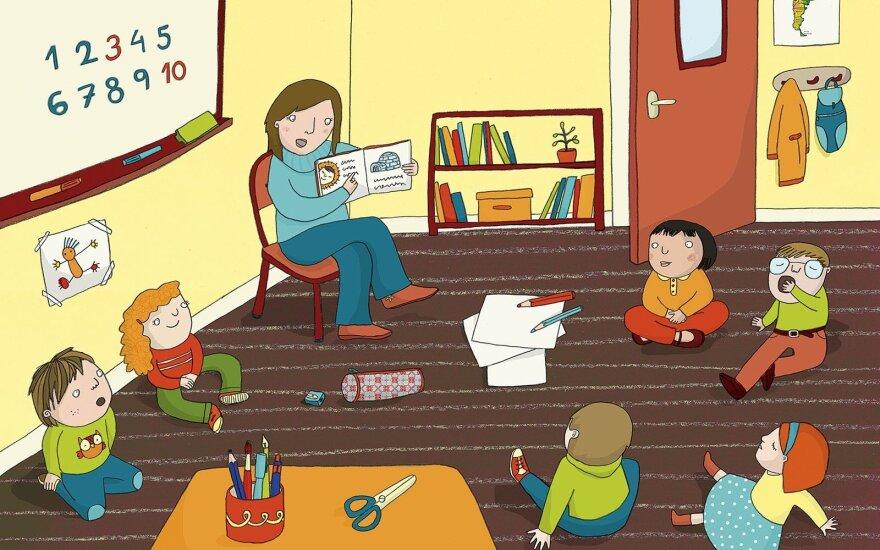 Зачем детскому саду знать, где работают родители?