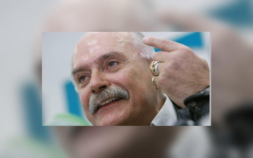 Никита Михалков в день 70-летия признался, что чувствует себя барином